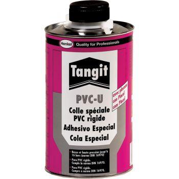 Клей для труб из ПВХ Tangit PVC-U, 1 кг (с кистью)