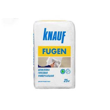 Шпаклевка гипсовая Knauf Fugen, универсальная, 25 кг