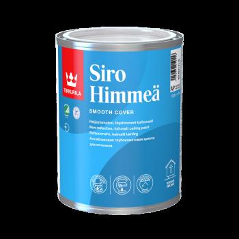 Краска для потолка SIRO HIMMEA AP гл/мат 0,9л